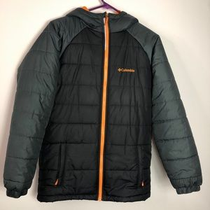 Columbia Boys' Little Tree Time Puffer Jacket
